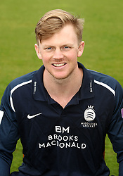 Middlesex's Sam Robson during the media day at Lord's Cricket Ground, London.