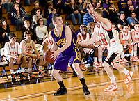 NHIAA Class M semi final boys basketball Mascoma versus Conant at SNHU March 6, 2010.
