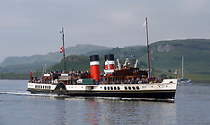 PS Waverley, Oban, 4 June 2018