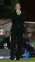 Photo: Paul Thomas.<br /> Rotherham United v Norwich City. Carling Cup. 19/09/2006.<br /> <br /> Alan Knill, Rotherham manager.