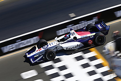 September 15, 2018 - Sonoma, California, United Stated - PIETRO FITTIPALDI (19) of Brazil takes to the track to practice for the Indycar Grand Prix of Sonoma at Sonoma Raceway in Sonoma, California. (Credit Image: © Justin R. Noe Asp Inc/ASP via ZUMA Wire)
