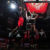 February 06, 2021 (GA): NBA Toronto Raptors v Atlanta Hawks Game