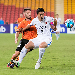 12th April 2017 ACL Group Stage: Brisbane Roar v Kashima Antlers