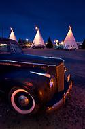 Wigwam Motel, Holbrook, Arizona, Route 66,