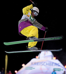21.01.2011, St. Georgen/Murau, Kreischberg, AUT, FIS Freestyle Ski Worldcup, im Bild Benoit Valentin (FRA), EXPA Pictures © 2011, PhotoCredit: EXPA/ Erwin Scheriau