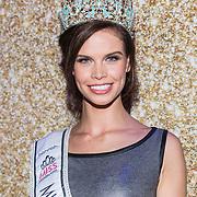 NLD/Hilversum/20171009 - Finale Miss Nederland 2017, Nicky Opheij