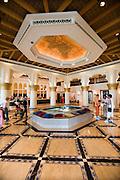 Madinat Jumeirah Resort. Mina A'Salam Hotel. Reception area.