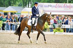 , Warendorf - Bundeschampionate 31.08. - 03.09.2000, Favereux - Ulmker, Marion