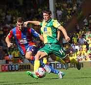 Norwich City v Crystal Palace 080815