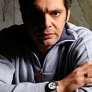 Greek actor Alkis Kourkoulos for Epiloges Magazine - Greece