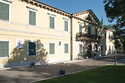 Palazzina del Comando, Building of Presidium Command, Peschiera del Garda, Province of Verona, Italy