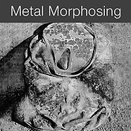 METAL MORPHOSING - Abstract Solaroid Art Photos by Photographer Paul E Williams