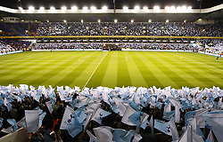 General view of White Hart Lane, home of Tottenham Hotspur during the clubs 125th anniversary celebrations