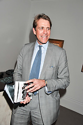 BEN ELLIOT at a party to celebrate the publication of Can We Still Be Friends by Alexandra Shulman held at Sotheby's, 34-35 New Bond street, London on 28th March 2012.