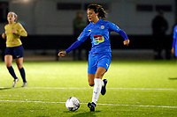 Lauren Davies. Stockport County LFC 2-0 Liverpool Feds WFC. Women's National League. Stockport Sports Village. 30.9.20