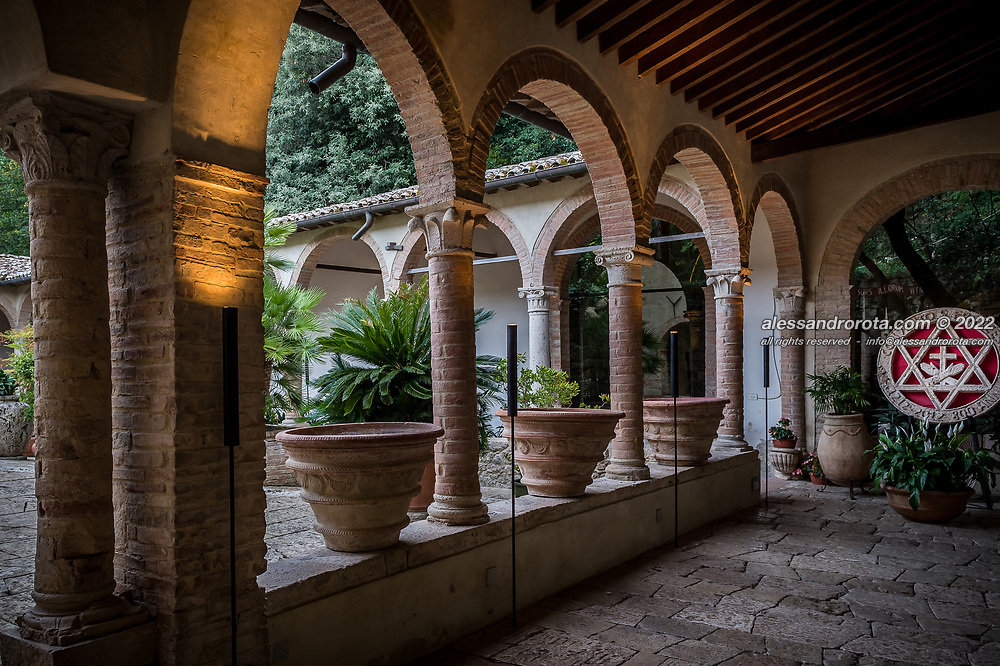 Convento San Francesco in Cetona (SI) Comunità Mondo X