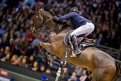 Epaillard Julien, FRA, Queeletta<br /> Jumping International de Bordeaux 2020<br /> © Hippo Foto - Dirk Caremans<br />  09/02/2020