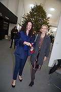 CELIA FORNER VENTURI; ALLEGRA HICKS; , The VIP preview of Frieze. Regent's Park. London. 16 October 2013