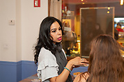 New York, NY - November 17, 2018: The Bklyn Bites Product Preview Event at Bedford Cheese Shop near Union Square.<br /> <br /> Photos by Clay Williams.<br /> <br /> © Clay Williams - http://claywilliamsphoto.com