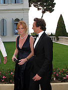 Sarah Ferguson and Laurence Bender..2011 amfAR's Cinema Against AIDS Gala Inside..2011 Cannes Film Festival..Hotel Du Cap..Cap D'Antibes, France..Thursday, May 19, 2011..Photo By CelebrityVibe.com..To license this image please call (212) 410 5354; or.Email: CelebrityVibe@gmail.com ;.website: www.CelebrityVibe.com.**EXCLUSIVE**