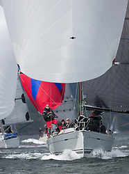 The third days racing at the  Silvers Marine Scottish Series 2015, organised by the  Clyde Cruising Club<br /> Based at Tarbert,  Loch Fyne from 22rd-24th May 2015<br /> <br /> FRA37296, Salamander XXI, John Corson, CCC, First 35<br /> <br /> <br /> Credit : Marc Turner / CCC<br /> For further information contact<br /> Iain Hurrel<br /> Mobile : 07766 116451<br /> Email : info@marine.blast.com<br /> <br /> For a full list of Silvers Marine Scottish Series sponsors visit http://www.clyde.org/scottish-series/sponsors/