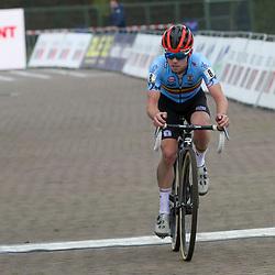 08-11-2020: Wielrennen: EK Veldrijden: Rosmalen<br />Eli Iserbyt solo
