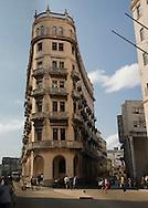 Corner of Zanja and Dragones, Havana, Cuba