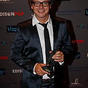 NLD/Rotterdam/20101003 - Uitreiking Edison Popprijzen 2010, Guus Meeuwis
