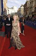 Michelle Collins. TV Bafta Awards. 21 April 2002. © Copyright Photograph by Dafydd Jones 66 Stockwell Park Rd. London SW9 0DA Tel 020 7733 0108 www.dafjones.com