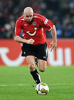 Fotball<br /> Tyskland<br /> Foto: Witters/Digitalsport<br /> NORWAY ONLY<br /> <br /> 01.11.2008<br /> <br /> Jiri Stajner Hannover<br /> Bundesliga Hannover 96 - Hamburger SV