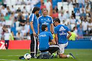 Real Madrid v Getafe CF 220913