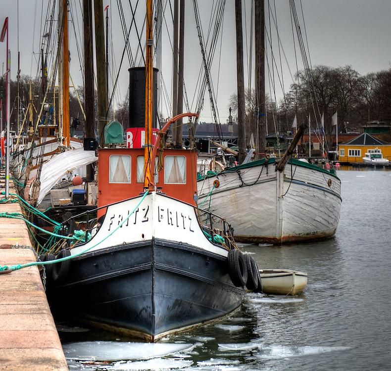 Steamship Fritz