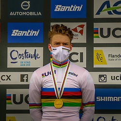 20210130 WK cyclocross Oostende