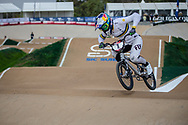 #7 (SAKAKIBARA Saya) AUS at Round 1 of the 2020 UCI BMX Supercross World Cup in Shepparton, Australia