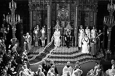 UK: State Opening of Parliament - 29 Oct 1974