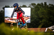 #49 (TUCHSCHERER Daina) CAN [GT] at Round 7 of the 2019 UCI BMX Supercross World Cup in Rock Hill, USA