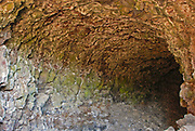 Lava Tube Cave at Lava Beds National Monument