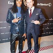 NLD/Amsterdam/20171114 - Esquire's Best Dressed Man 2017, Fab Morvan en ...........
