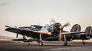 Nakajim Ki-43 Hayabusa, code name Oscar, of the Erickson Aircraft Collection, starting up.