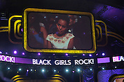 October 13, 2012- Bronx, NY: Atmosphere at the Black Girls Rock! Awards presented by BET Networks and sponsored by Chevy held at the Paradise Theater on October 13, 2012 in the Bronx, New York. BLACK GIRLS ROCK! Inc. is 501(c)3 non-profit youth empowerment and mentoring organization founded by DJ Beverly Bond, established to promote the arts for young women of color, as well as to encourage dialogue and analysis of the ways women of color are portrayed in the media. (Terrence Jennings)
