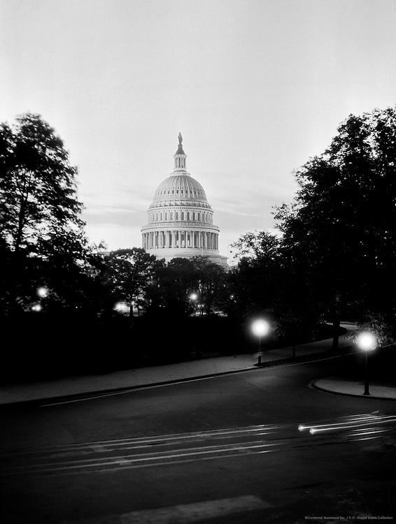 Capitol Building, Washington, D.C., 1926