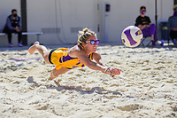 Beach Volleyball vs Georgia State<br /> Photo by: Andrew Wevers