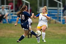 Brookdale CC Women's Soccer at Rowan College of Gloucester County  - 24 September 2016