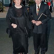Mattheus Passion 1999, Annemarie Jorritsma - Lebbink en haar man Gerlof