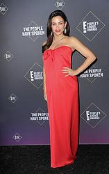 Jenna Dewan at the 2019 E! People's Choice Awards held at the Barker Hangar in Santa Monica, USA on November 10, 2019.