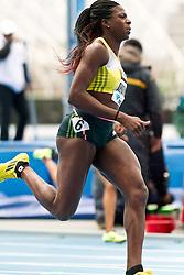 adidas Grand Prix Diamond League professional track & field meet: womens 400  meters, Christine OHURUOGU, Great Britain