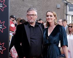Edinburgh International Film Festival 2019<br /> <br /> Mrs Lowry And Son (World Premiere, closing night gala)<br /> <br /> Pictured: Stephen McCole<br /> <br /> Aimee Todd   Edinburgh Elite media