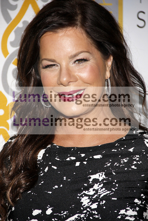 Marcia Gay Harden at the Los Angeles premiere of HBO's 'The Newsroom' Season 3 held at the DGA Theatre in Los Angeles, USA on November 4, 2014.