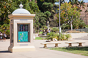 Balboa Park Information Post