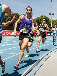adidas Grand Prix Diamond League Track & Field: Men's 800m, Robby Andrews, USA